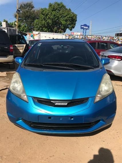 Honda Fit 09 Azul