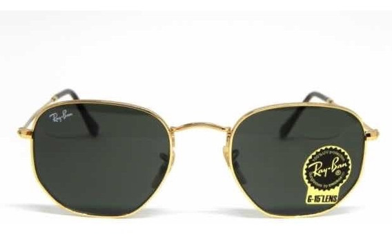 Óculos Ray Ban Hexagonal