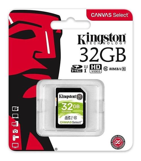 Cartão De Memoria Sd Card Para Cameras Fotograficas E