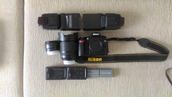 Câmera Fotográfica Dslr Nikon D90