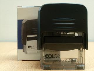 Sello Colop Printer C20