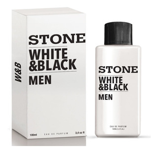 Stone White Perfume Hombre X 100 Ml Black & White