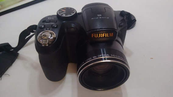 Camera Filmadora Digital Hd Fujifilm 14 Megapixels
