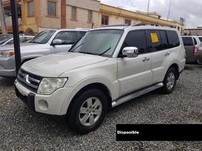 Mitsubishi Montero 08 Blanco