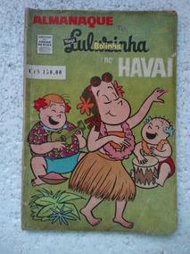 Almanaque Luluzinha E Bolinha No Havaí! O Cruzeiro Nov 1962