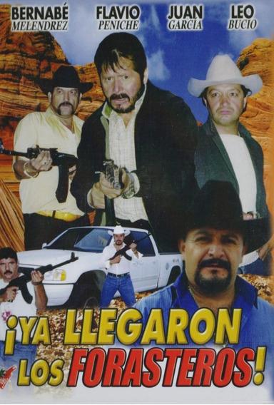 Ya Llegaron Los Forasteros Flavio Peniche Pelicula Dvd