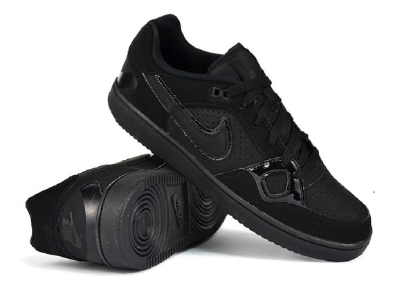 Tenis Nike Son Of Force All Black Casual Urban Sneaker Air