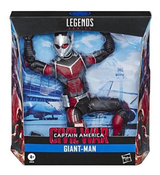 Giant Man Antman Marvel Legends Avengers Hasbro Civil War