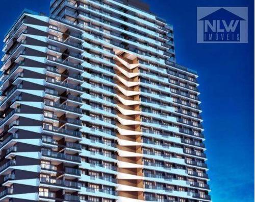 Apartamento Duplex À Venda, 69 M² Por R$ 1.233.224,19 - Jardins - São Paulo/sp - Ad0031
