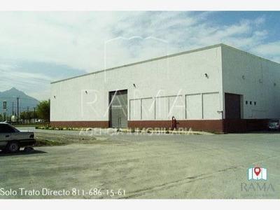 Bodega En Renta - En San Nicolas $1,368,000