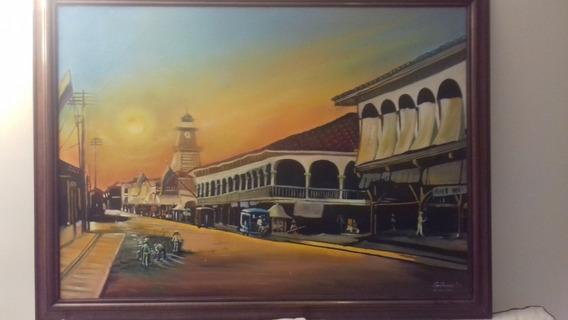 Cuadro Pintor Contreras Guayaquil 1890 Clásico
