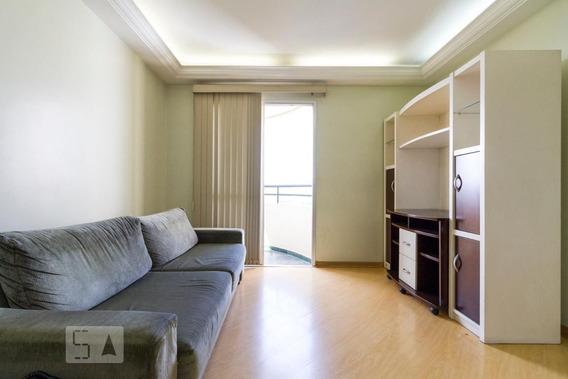 Apartamento No 10º Andar Mobiliado Com 2 Dormitórios E 1 Garagem - Id: 892891578 - 191578