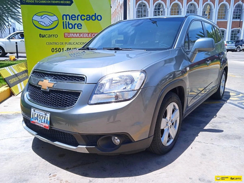 Chevrolet Orlando 2.4