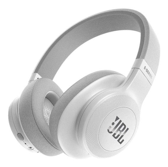 Fone de ouvido sem fio JBL E55BT branco