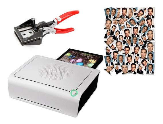 Impressora Hiti P310w +alicate 3x4 Não Acompanha Papel/ribom