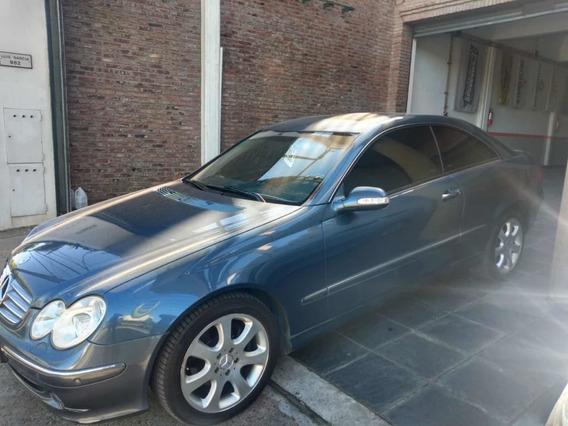 Mercedes-benz Clk 3.2 Clk320 Elegance At 2004