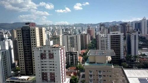 Imagem 1 de 2 de Apartamento Com Área Privativa À Venda, 2 Quartos, 1 Vaga, Santa Amélia - Belo Horizonte/mg - 1322