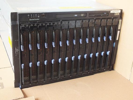 Servidor Ibm Bladecenter E - 112 Cores + 48gb Ram + 1tb Sas