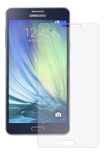 Vidrio Templado A7 Colocacion Gratis Samsung Galaxy Glass
