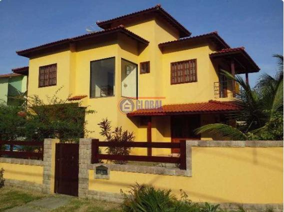 Casa Em Condomínio-à Venda-ponta Grossa-maricá - Macn30089