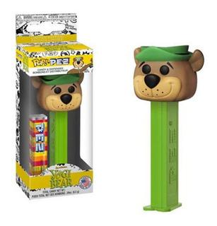 Yogi Bear Pop! Pez Funko Wb Dispensador De Pastillas
