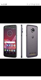 Celular Motoz 3 64gb Novo