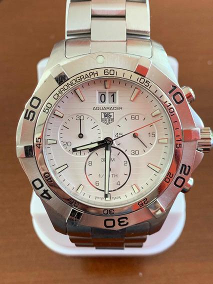 Reloj Tag Heuer Aquaracer 300 Cronógrafo Grande
