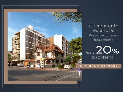Venta De Apartamento 2 Dormitorios - Ventura Urquiza Y Moren