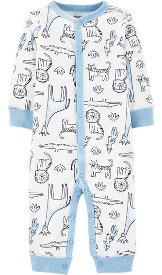 Carters Pijama Macacão Bebê Menino Menina Rn A 24 Meses