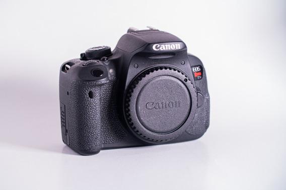 Câmera Canon T5i Rebel C/ Acessórios