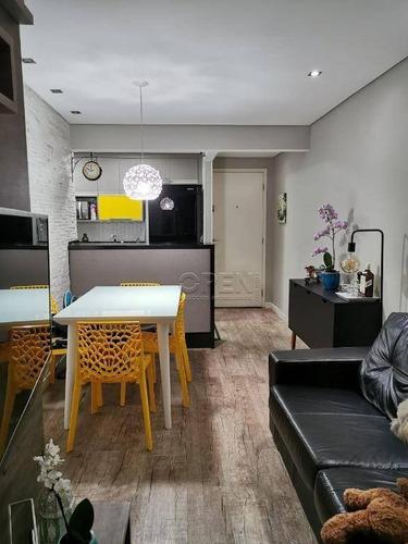 Apartamento Com 2 Dormitórios À Venda, 49 M² Por R$ 372.400,00 - Santa Maria - Santo André/sp - Ap3713