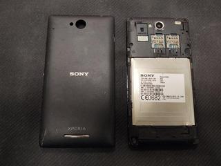 Sony Xperia C C2304 (para Retirada De Peças)
