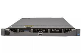 Servidor Dell Poweredge R610 2 Xeon Quad Core 32 Gb 600 Giga
