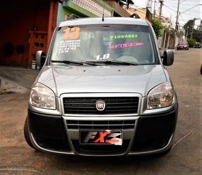 Fiat Doblo 1.8 16v Essence Flex 6p