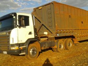Scania G 440 2012/12 Trabalhando .