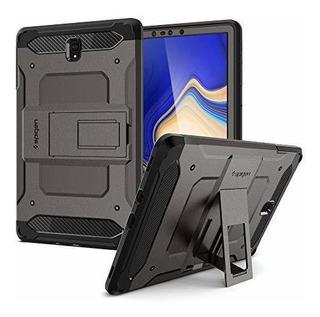 Carcasa Rigida Para Galaxy Tab S4 Diseño De Armadura