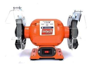 Motor Esmeril De Bancada Gr360 360w - Intech Machine