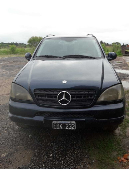 Mercedes-benz Ml 2.7 Ml270 Cdi Luxury At 2004