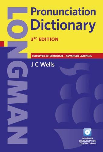 Longman Pronunciation Dictionary With Cd  Wells Nuevo Origin