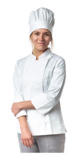 Chaqueta Chef Gastronomía Mujer