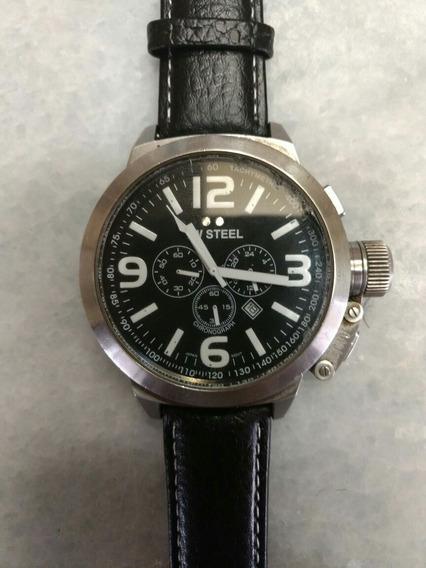 Reloj Tw Steel Chronografo Con Detalles Envio Gratis
