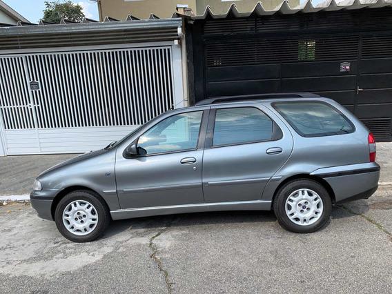 Fiat Palio Weekend 1.6 16v Stile 5p 1999