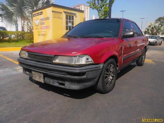 Toyota Corolla Araya