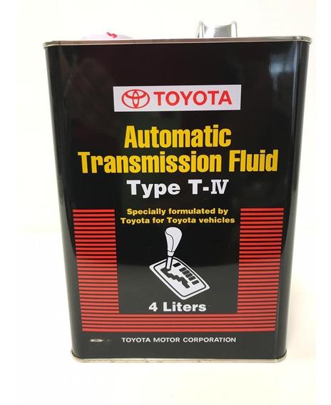 Aceite Caja Automática Tipo Iv Toyota Hilux Imv