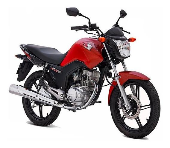 Honda Cg Titan 150 / Modica Motos