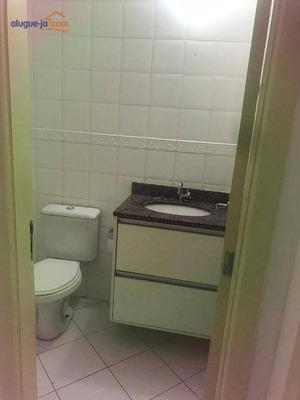 Sobrado Com 3 Dormitórios À Venda, 74 M² Por R$ 250.000 - Parque Dos Ipês - São José Dos Campos/sp - So0734