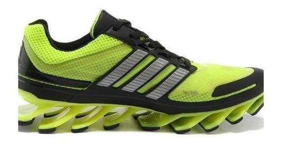 adidas Springblade Verde Neon Tamanho Us12 30cm - Único Par