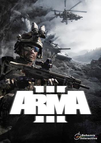 Arma 3 Pc Español + Online Steam Original