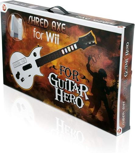 Guitarra Rock Guitar Les Paul - Original Nintendo Wii