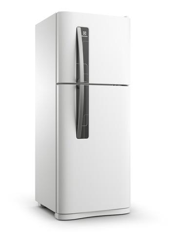 Imagen 1 de 3 de Heladera no frost Electrolux DFN3000 blanca con freezer 260L 220V